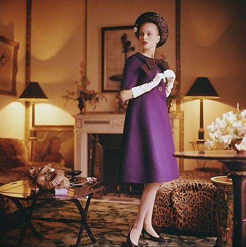 Ретро-мода 50-х. Фото з secretchina.com