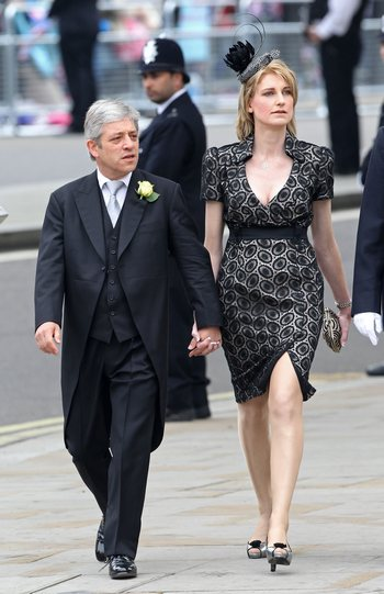 John Bercow; Sally Bercow. Фото: Chris Jackson/Getty Images