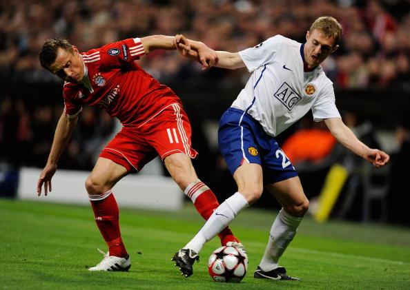 Бавария - Манчестер Юнайтед фото:Stuart Franklin,Matthew Peters /Getty Images Sport