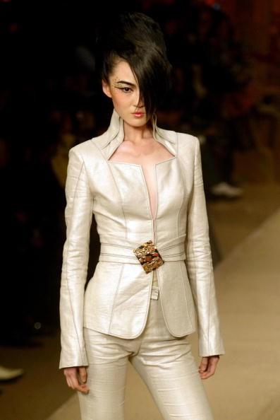 Показ коллекции весна-лето 2009 на международной неделе моды в Китае. Фото: Getty Images