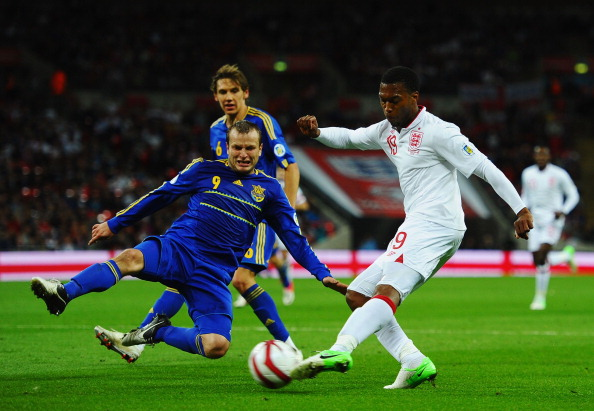 Англія - Україна Фото: Laurence Griffiths, Clive Mason, Shaun Botterill/Getty Images Sport