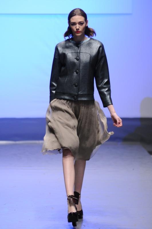 Показ YASA MINOCHKINA на Mercedes Benz Kiev Fashion Days. Фото: Владимир Бородин/The Epoch Times Украина