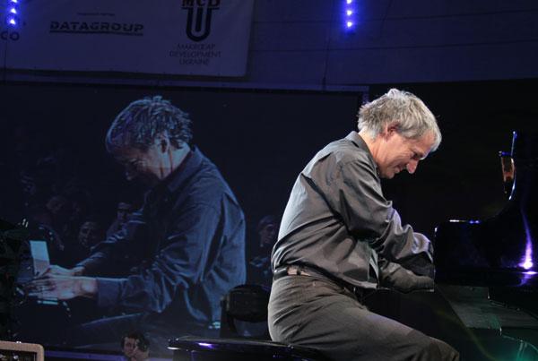 John Wolf Brennan - пианист,композитор,импровизатор/фото:Катерина Кушнаренко