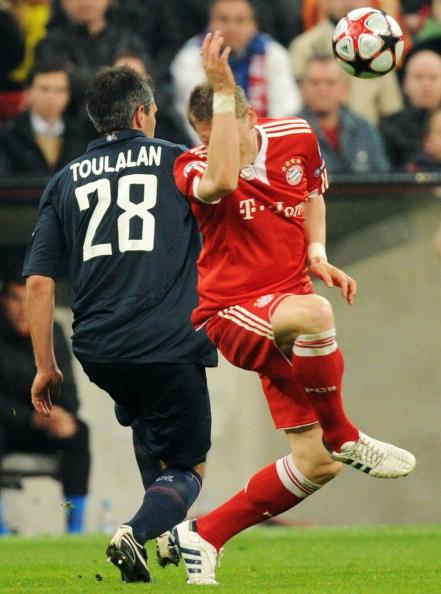 «Бавария» (Германия) – «Лион» (Франция) фото: Alex Grimm, Christof Koepsel /Getty Images Sport
