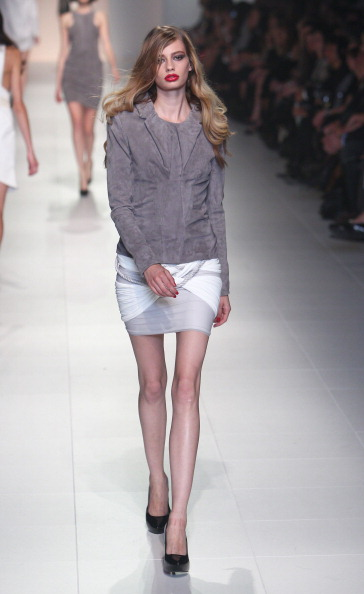 Дион Ли (Dion Lee) на ежегодном фестивале моды L'Oreal 2011 в Мельбурне: день 5. Фото: Marianna Massey/Getty Images