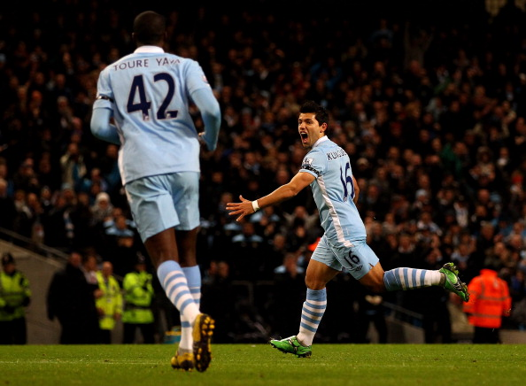 «Манчестер Сіті» - «Ліверпуль» Фото: Clive Brunskill, Andrew Powell, John Powell / Getty Images Sport