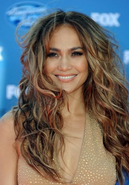 Дженніфер Лопес на телешоу телеканалу FOX «American Idol», 25 травня 2011 року в Лос-Анджелесі. Фото: Frazer Harrison / Getty Images