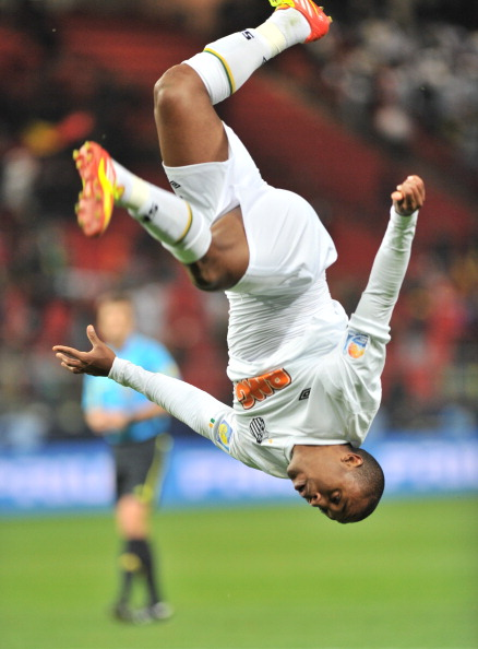 Касіва Рейсол - Сантос Фото: Getty Images Sport