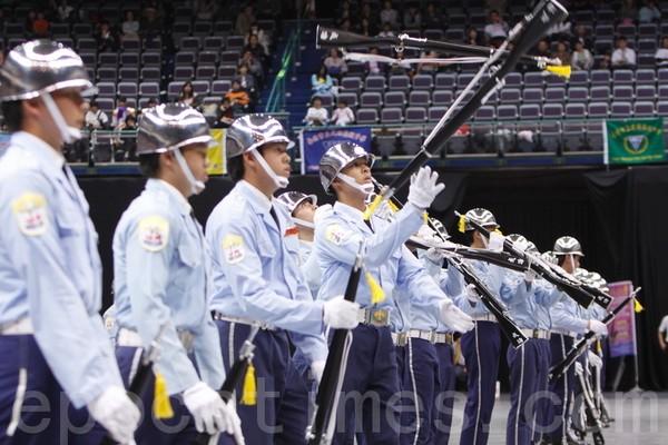 Концерт в честь 100-летия основания Китайской Республики. Город Тайбэй. 17 апреля 2011 год. Фото: The Epoch Times