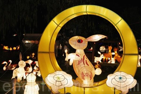 Праздник Фонарей (Юаньсяо) в Гонконге. Февраль 2011 год. Фото: The Epoch Time