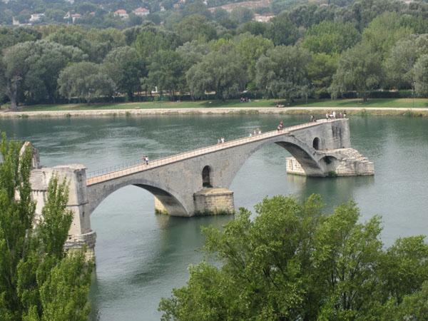 Мост Сан Бенезе, Avignon, FRANCE. Фото: Ирина Лаврентьева/Великая Эпоха