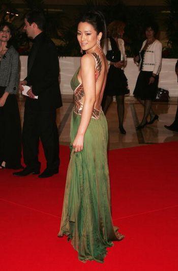 Популярнейшая китайская актриса Гун Ли. Фото: AFP/Getty Images