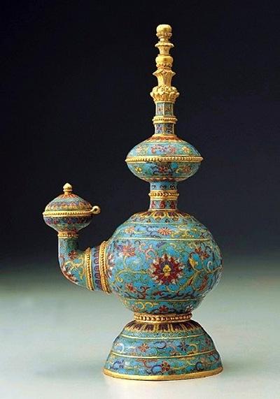 «Фаланчи» из императорского двора. Фото с culture.qianlong.com