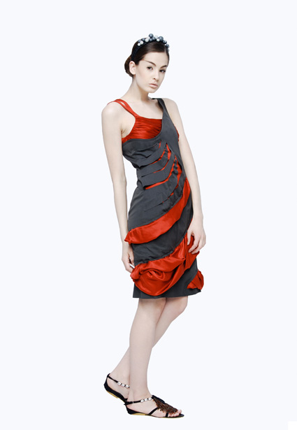 Украинский дизайнер Мария Бех презентовала коллекцию Имаго. Фото предоставлено дизайнером.