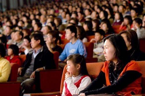 9 марта нью-йоркская труппа «Шень Юнь» выступила с концертом в г.Тайчжун (Тайвань). Зал, в котором проходил концерт, был до отказа заполнен зрителями. Фото: Су Юйфэнь/The Epoch Times