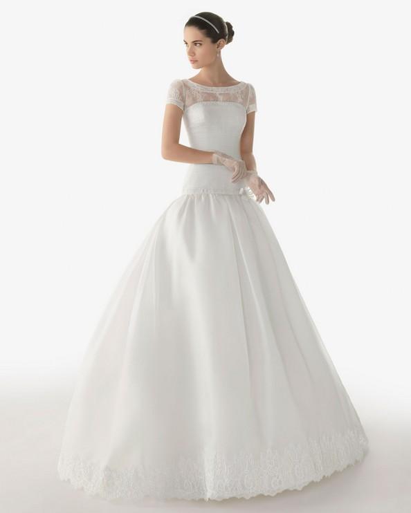 Весільні сукні колекції «Rosa Clara 2013». Фото: rosaclara.es