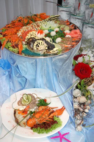 Соревнования по поварскому искусству прошли в рамках чемпионата «Золотая кулина-2009». Фото: Ирина Оширова/Великая Эпоха