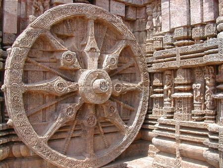 Храм Солнца в местечке Канарак. Фото: Семена Павлюка