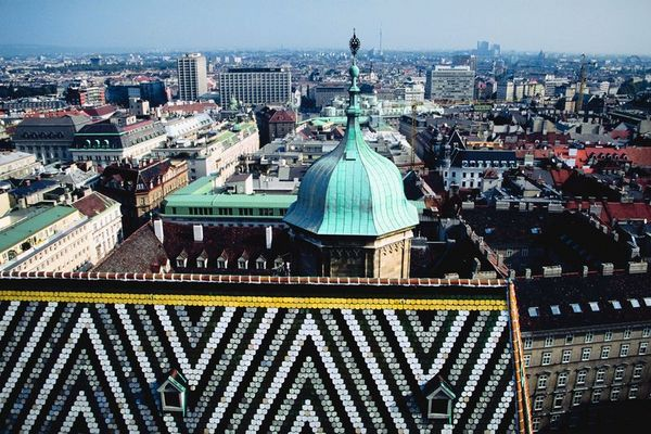 Первое место: Вена, Австрия. Фото: Getty Images