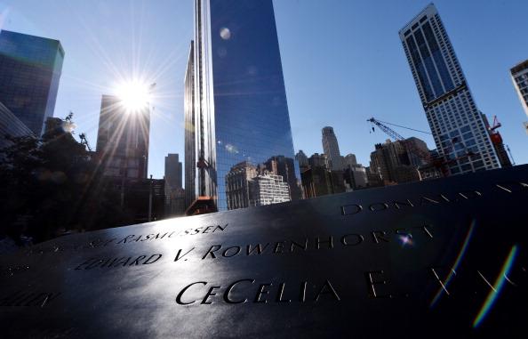 В Нью-Йорке почтили память жертв «11 сентября». Фото: Justin Lane-Pool/Getty Images