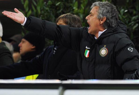 Интер – Дженоа фото:Valerio Pennicino /Getty Images Sport