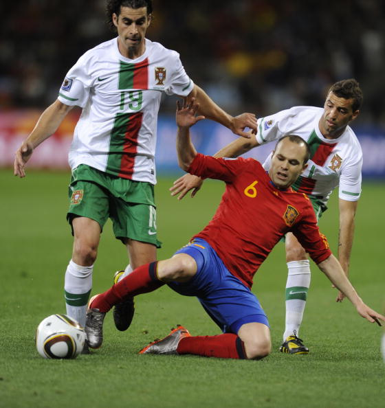 Іспанія - Португалія Фото: Laurence Griffiths, Doug Pensinger, Jasper Juinen /Getty Images Sport