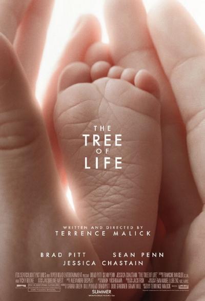 Постер до фільму «Дерево життя»