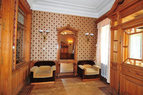 Масандрівський палац всередині. Фото: lifeglobe.net