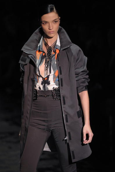 Колекція Gucci від дизайнера Frida Giannini. Фото: CHRISTOPHE SIMON/AFP/Getty Images