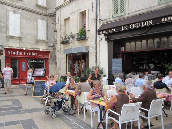 Площадь Криён, Avignon, FRANCE. Фото: Ирина Лаврентьева/Великая Эпоха