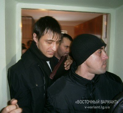Обвинувачений був відпущений із зала суду. Фото: v-variant.lg.ua