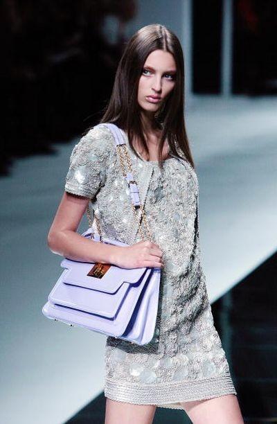 Новая женская коллекция от Elie Saab была показана 4 октября в рамках Недели моды в Париже. Фото: FRANCOIS GUILLOT/AFP/Getty Images