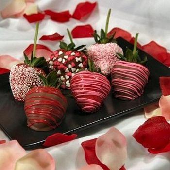 Вкусные «клубнички». Фото: secretchina.com