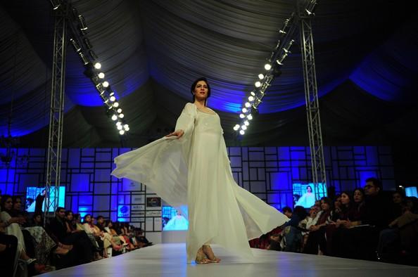 Пакистанський тиждень моди. Фото: ASIF HASSAN/AFP/Getty Images