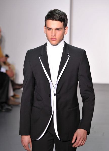 Calvin Klein на Неделе моды Mercedes-Benz Fashion Week. Фото: Slaven Vlasic/Getty Images for IMG