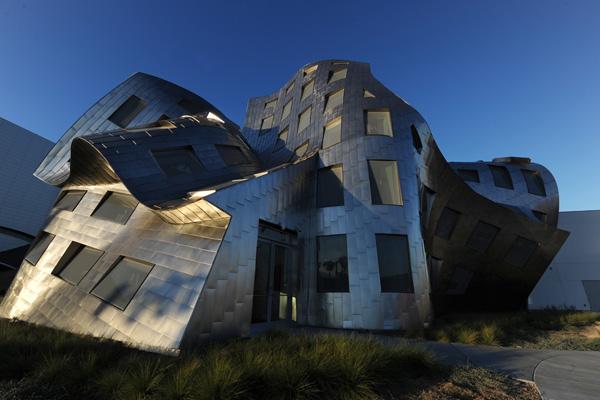 Центр здоровья мозга имени Лу Руво в Лас-Вегасе. Фото: MARK RALSTON/AFP/Getty Images