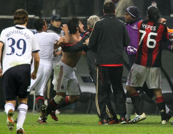 «Милан» - «Тоттенхэм» Фото: Getty Images Sport