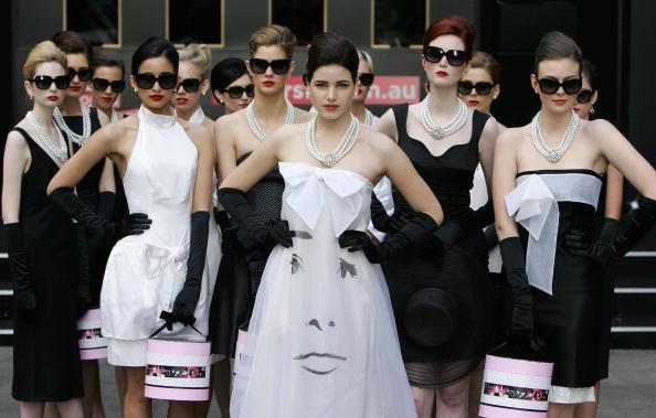 Праздничное мероприятие в Сиднее: 80 лет со дня рождения Одри Хепберн/Sergio Dionisio/Getty Images