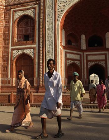 Тадж-Махал. Фото: Phil Walter / Getty Images
