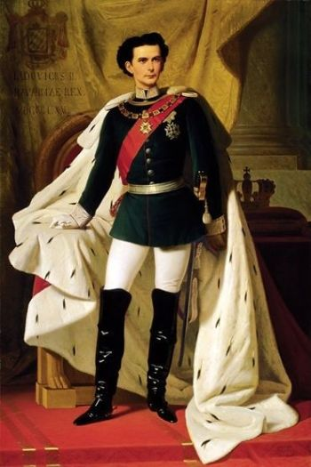 Людвиг II Отто Фридрих Вильгельм Баварский. Фото: ru.wikipedia.org