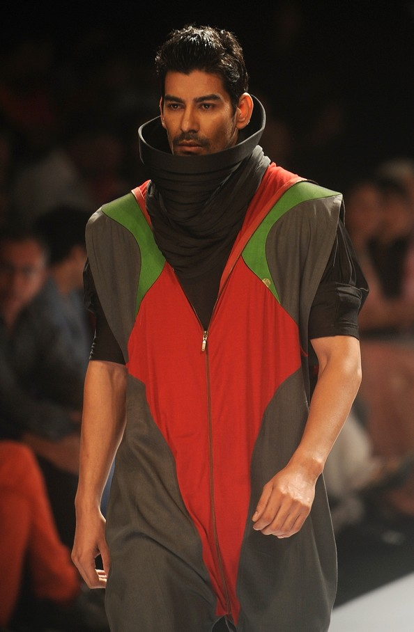 Індійський тиждень моди Lakmé Fashion Week. Фото: PUNIT PARANJPE/AFP/GettyImages
