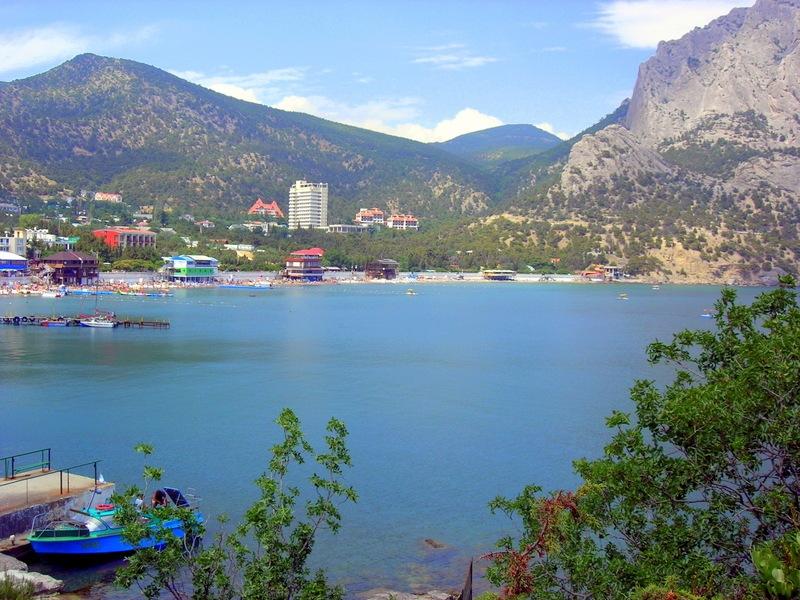 Крым, Новый свет. Посёлок Новый Свет. Фото: Алла Лавриненко/Великая Эпоха