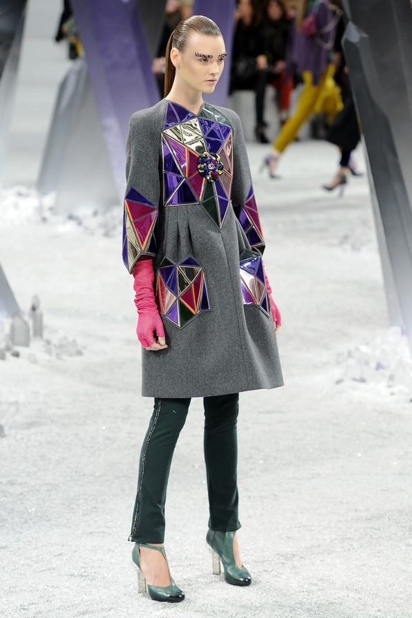 Показ от модного дома Chanel. Фото: Pascal Le Segretain/Getty Images