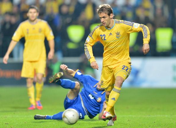Молдова - УКРАИНА Фото: SERGEI SUPINSKY /Getty Images Sport