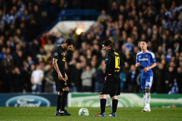 «Челсі» - «Барселона» Фото: Michael Regan, Jasper Juinen /Getty Images Sport