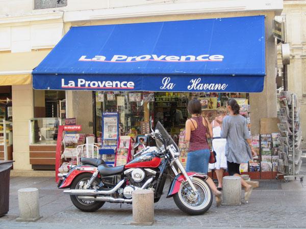 Рю Репюблик, Avignon, FRANCE. Фото: Ирина Лаврентьева/Великая Эпоха