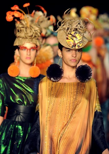 Весна-лето 2012: модные новинки сезона из Рио! Фото: VANDERLEI ALMEIDA/AFP/Getty Images