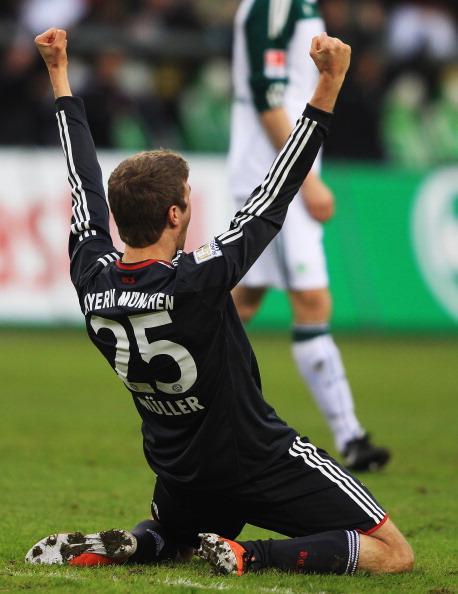 Вольфсбург - Баварія Фото: Joern Pollex /Getty Images Sport
