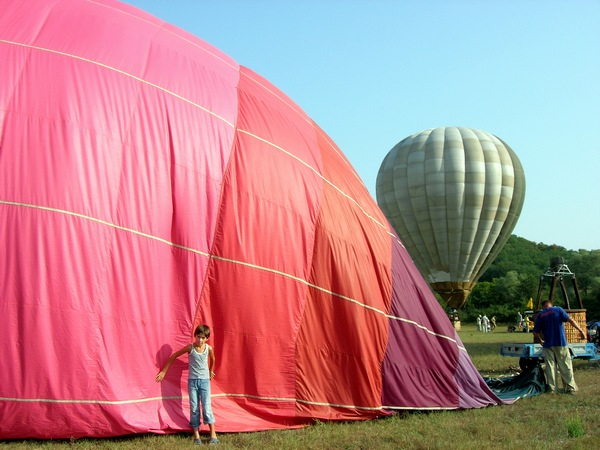 Фестиваль воздушных шаров и искусства в Севастополе. Фото: Алла Лавриненко/ The Epoch Times