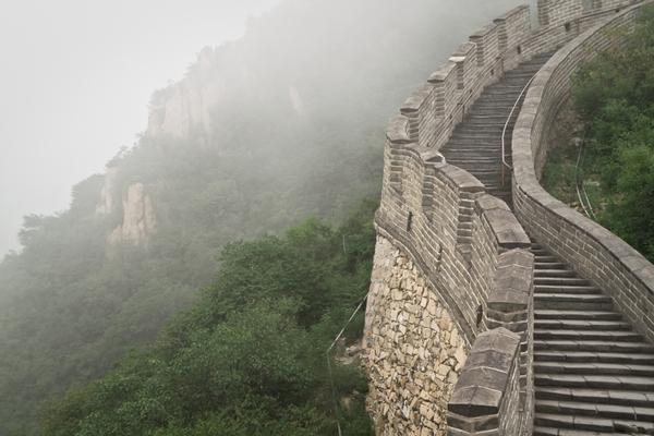 Велика китайська стіна. Фото: photos.com
